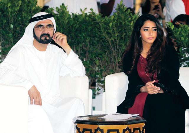 Nàng công chúa Dubai từng gây bão cộng đồng mạng bởi vẻ ngoài đẹp như thiên thần giờ đã trưởng thành với ngoại hình sáng chói - Ảnh 4.