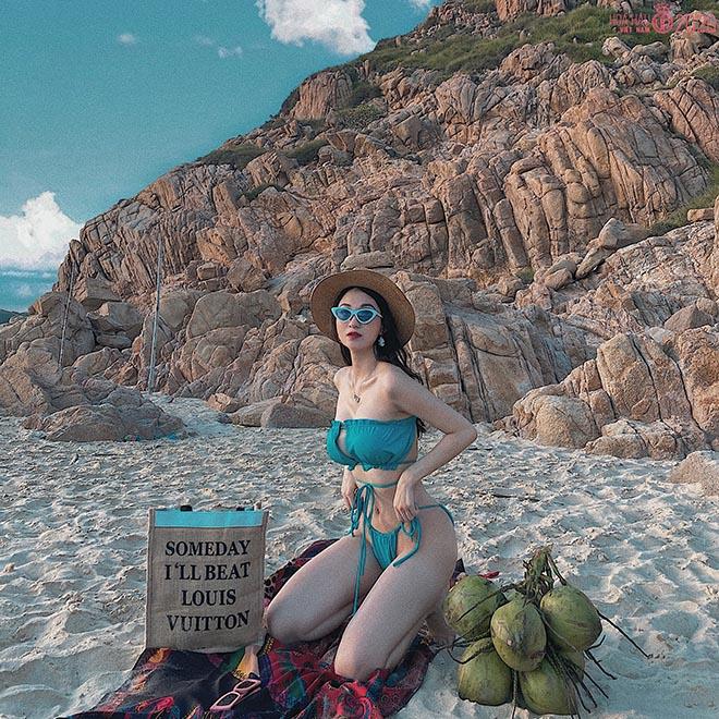 Nữ diễn viên phim Đại gia chân đất dự thi Hoa hậu Việt Nam 2020 xinh đẹp thế nào? - Ảnh 8.