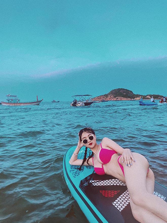 Nữ diễn viên phim Đại gia chân đất dự thi Hoa hậu Việt Nam 2020 xinh đẹp thế nào? - Ảnh 10.