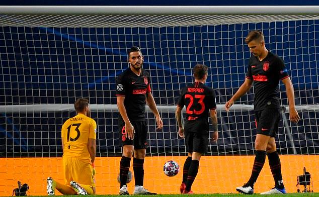 Champions League: Binh đoàn hắc ám bất ngờ sụp đổ, Neymar và PSG mở cờ trong bụng - Ảnh 4.