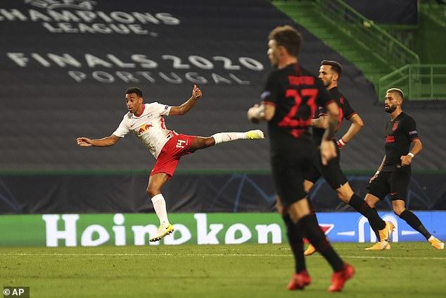 Champions League: Binh đoàn hắc ám bất ngờ sụp đổ, Neymar và PSG mở cờ trong bụng - Ảnh 3.