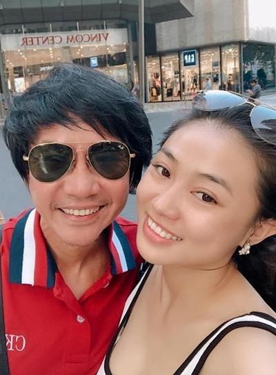 Lê Huỳnh nói về vợ hai kém 30 tuổi: Trời ban cho tôi một cô vợ trẻ đẹp - Ảnh 6.