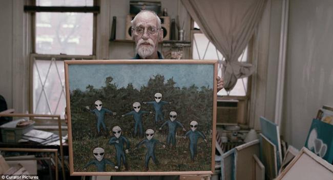Câu chuyện kỳ lạ của cụ ông 74 tuổi tiết lộ bị người ngoài hành tinh quyến rũ, đẻ ra 60 đứa con lai nhưng không một ai được thấy mặt - Ảnh 2.