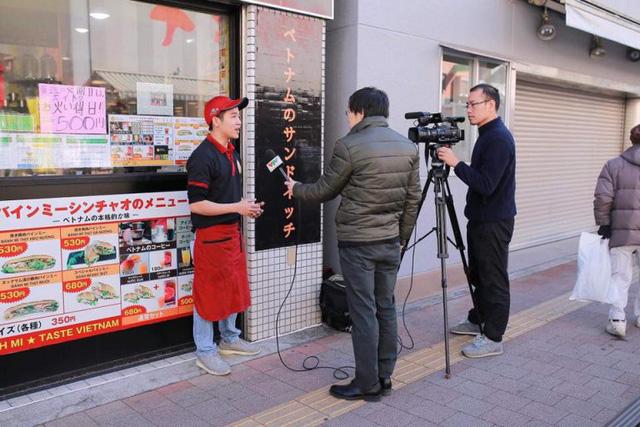 Bánh mì Xin Chào sau 4 năm khởi nghiệp tại Nhật: Đã có 2 cửa hàng và 1 tiệm nhượng quyền, doanh số ổn định dù nằm ở tâm dịch - Ảnh 1.