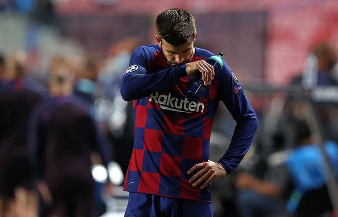 Messi sốc nặng, Barcelona thất bại kinh hoàng 2-8 dưới tay Bayern Munich - Ảnh 5.