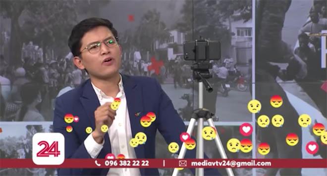 BTV Chuyển động 24h chuyên châm biếm hài hước, gây sốt trên VTV là ai? - Ảnh 5.