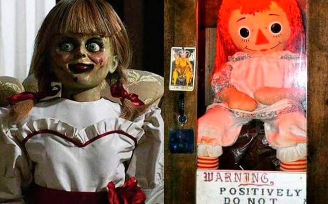 Thực hư thông tin búp bê Annabelle đột ngột biến mất khỏi bảo tàng khiến dân mạng lo sốt vó, sợ bị tìm đến gây xôn xao MXH vài giờ qua - Ảnh 1.
