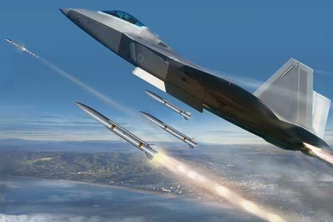 Mỹ có thể làm tê liệt 1.000 cơ sở quan trọng của Nga hoặc TQ ngay từ đợt tấn công đầu tiên - Ảnh 1.