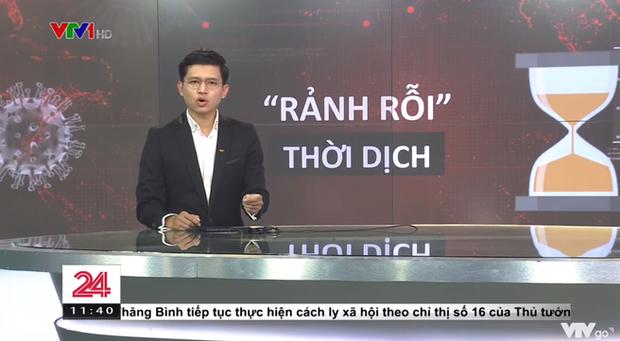 Việt Hoàng - vựa muối của VTV nhắc đến ai đó thủ thỉ rồi hôn chùn chụt vào điện thoại, dân chơi TikTok ôm bụng cười - Ảnh 1.