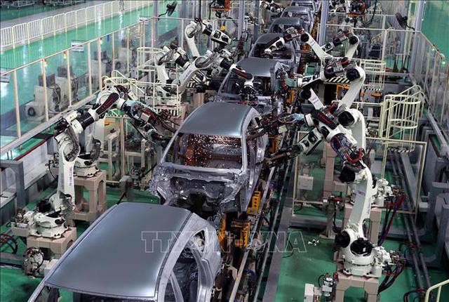 Công nghiệp ô tô: Đến bao giờ mới chinh phục được thị trường 100 tỷ USD? - Ảnh 1.