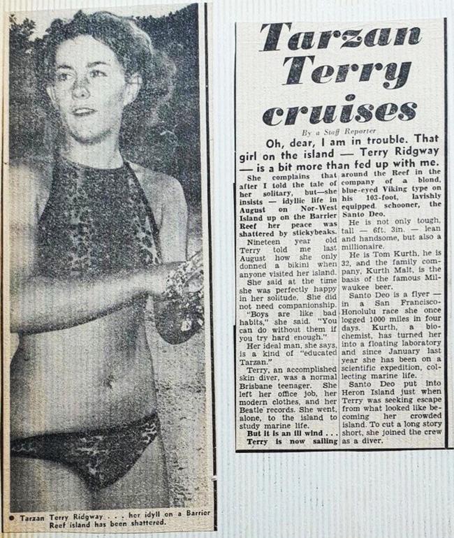 Chuyện về Cô gái Tarzan sống đơn độc trên đảo hoang, bị truyền thông phát hiện thì lập tức lẩn trốn không để lại dấu vết suốt 50 năm - Ảnh 1.