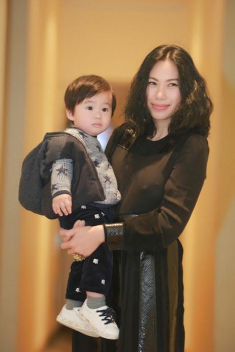 Chuyện ít biết về bà xã kín tiếng của nam ca sĩ Tùng Dương - Ảnh 6.