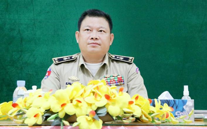 """Bị 5 nữ đồng nghiệp tố có hành vi """"không phù hợp"""", Tướng cảnh sát Campuchia bị đình chỉ"""