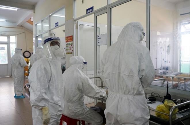 Bệnh nhân Covid-19 thứ 24 tử vong tại Việt Nam; TP Hải Dương nâng cấp độ cách ly - Ảnh 1.