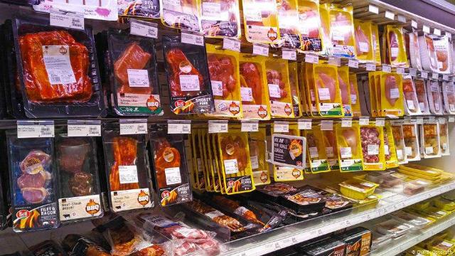 Vì sao giá thịt ở Thụy Sĩ đắt nhất thế giới? - Ảnh 1.