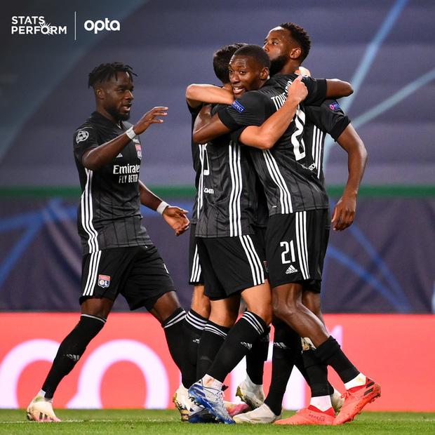 Man City bị loại dẫn đến sự kiện lần đầu tiên xảy ra trong lịch sử Champions League - Ảnh 3.