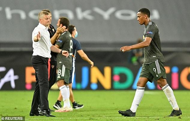 Bruno Fernandes nổi điên với đồng đội, Man United thất bại oan nghiệt trước Sevilla - Ảnh 5.