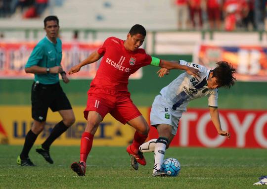 [Hồi ức] Anh Đức 2 lần xỏ mũi thủ môn hay nhất K-League, CLB Việt nhấn chìm đại gia Hàn Quốc - Ảnh 4.