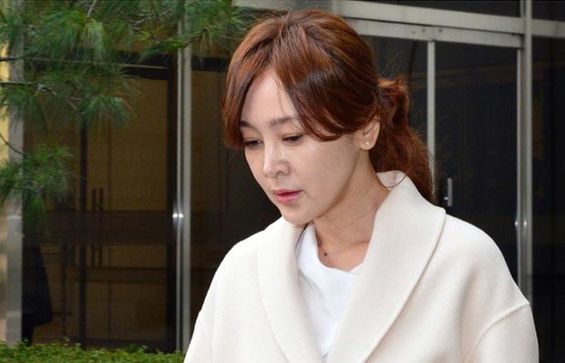 Dàn Hoa hậu, Á hậu bê bối nhất lịch sử Hàn Quốc: Từ bán dâm, phá thai đến đi tù, sốc nhất vụ sao Gia Đình Là Số 1 lộ băng sex - Ảnh 12.