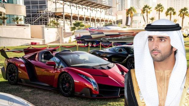 Thái tử đẹp nhất Dubai: Gây ấn tượng bởi thành tích học tập cực khủng, đã vậy còn tốt bụng đến mức khiến ai nấy phải phì cười - Ảnh 3.