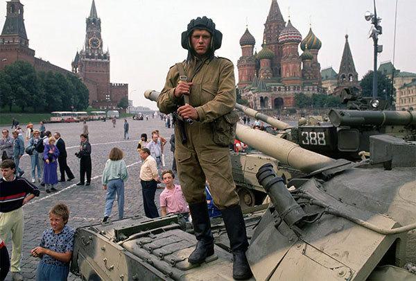 Nhìn lại cuộc chính biến góp phần đẩy nhanh sự sụp đổ của Liên Xô - Ảnh 3.
