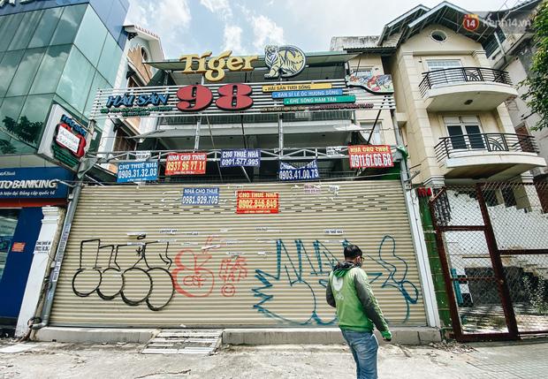 Hơn nửa năm đóng cửa vì dịch Covid-19, giá thuê mặt bằng trên đường Phan Xích Long vẫn chưa hạ nhiệt - Ảnh 9.