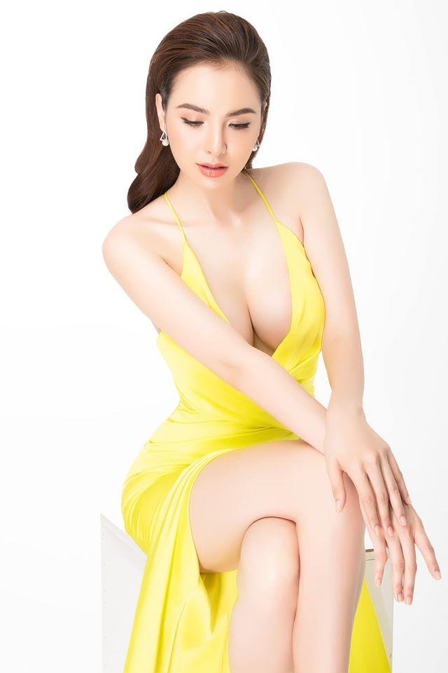 Hoa hậu Diễm Hương tung loạt ảnh bikini nóng bỏng - Ảnh 9.
