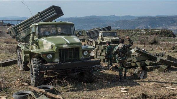 Lính Mỹ hoảng loạn khi tên lửa Iran độn thổ khai hỏa - Hơn 8.000 xe quân sự TNK đổ bộ sang Syria - Ảnh 1.