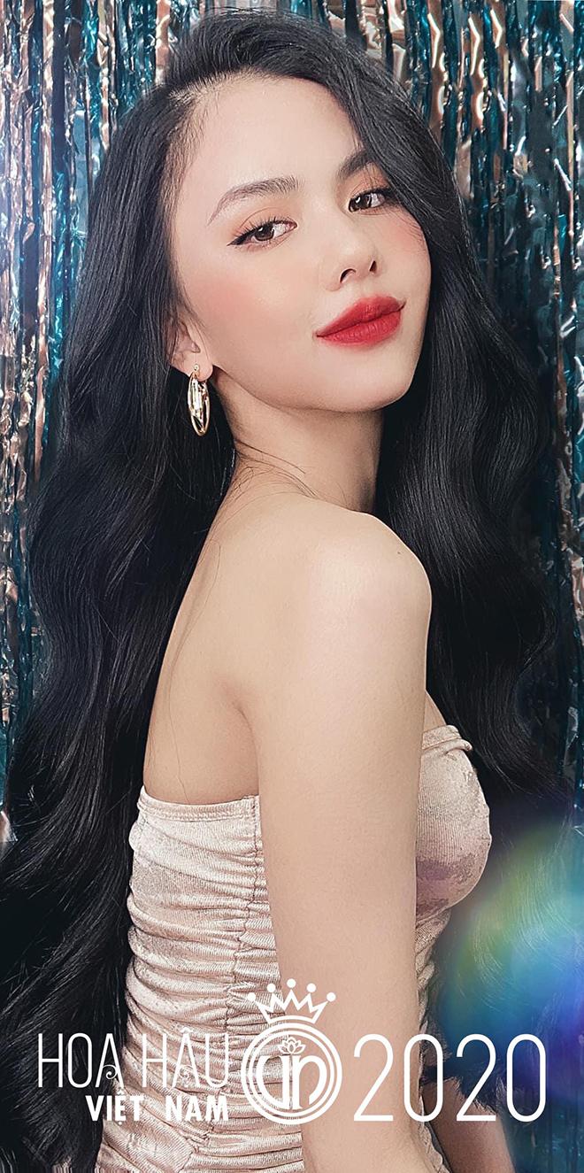 Hoa hậu Việt Nam xuất hiện loạt thí sinh gợi cảm, nhan sắc gây chú ý - Ảnh 13.