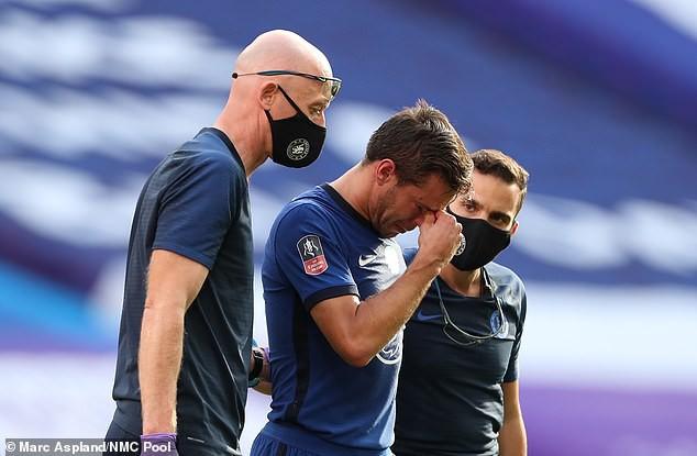 Chelsea thua đơn thiệt kép sau trận thua ngược Arsenal - Ảnh 1.