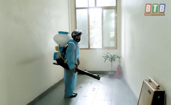 Bệnh nhân 621 ở Quảng Ngãi có đi chợ và tiếp xúc với nhiều người; Theo dõi sát diễn biến của bệnh nhân COVID-19 số 566 ở Thái Bình - Ảnh 1.