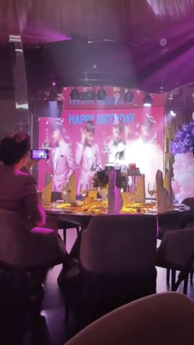 Mạnh tay chi hơn 750 triệu tổ chức sinh nhật trong thời điểm dịch bệnh covid-19 căng thẳng, nhà thiết kế nhận cái kết đắng từ các khách mời - Ảnh 4.