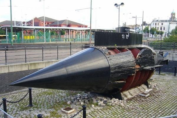 Top 10 tàu ngầm thất bại thảm hại nhất lịch sử - ảnh 4