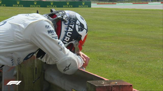 Đua xe F1: Nổ lốp ở vòng đua cuối, Lewis Hamilton vẫn về nhất tại Silverstone - Ảnh 4.