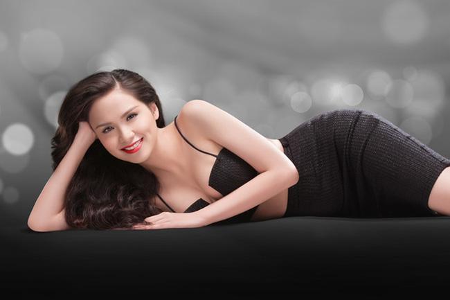 Hoa hậu Diễm Hương tung loạt ảnh bikini nóng bỏng - Ảnh 10.