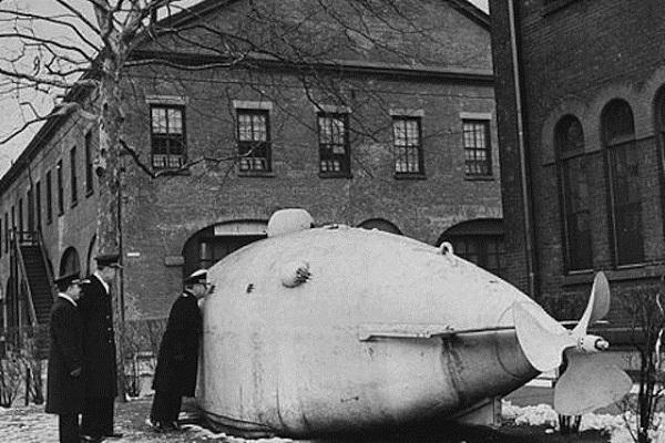 Top 10 tàu ngầm thất bại thảm hại nhất lịch sử - ảnh 7