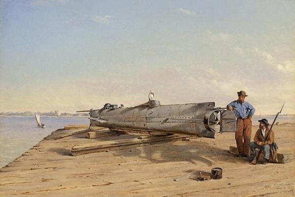 Top 10 tàu ngầm thất bại thảm hại nhất lịch sử - ảnh 8