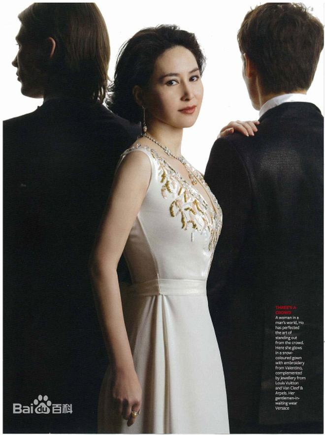 Chiêm ngưỡng loạt ảnh kiều diễm từ bé đến lớn của ái nữ mệnh phú quý Vua sòng bài Macau: Thuở thiếu nữ đẹp không khác mỹ nhân TVB - Ảnh 8.