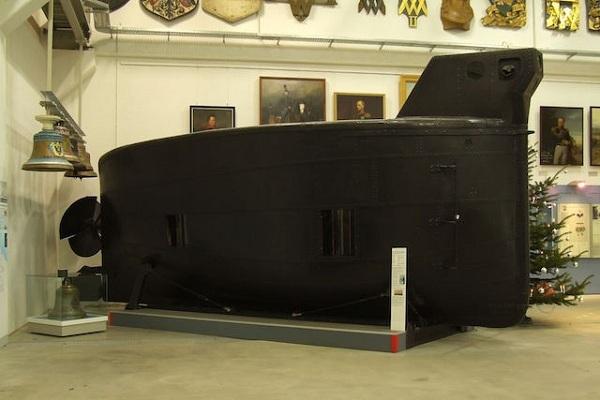 Top 10 tàu ngầm thất bại thảm hại nhất lịch sử - ảnh 9
