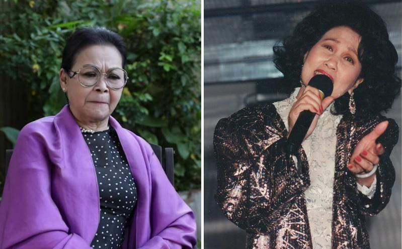"""Khánh Ly: """"Thái Thanh chỉ có một, là Diva thực sự của Việt Nam cho đến tận bây giờ"""""""