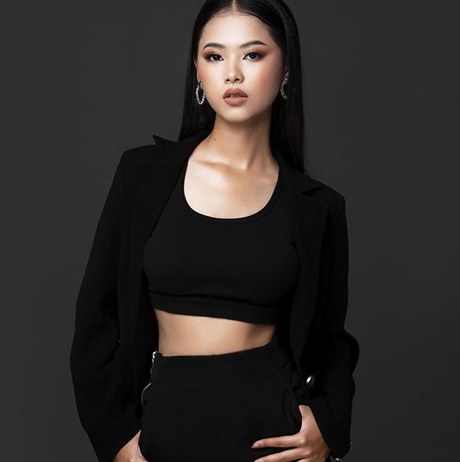 Nhan sắc của cô gái có mái tóc dài gần 1 mét dự thi Hoa hậu Việt Nam 2020 - Ảnh 5.