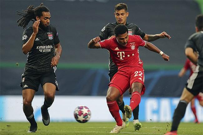 Bayern đánh bại Lyon, HLV Hansi Flick vẫn chê bai hàng phòng ngự - Ảnh 1.