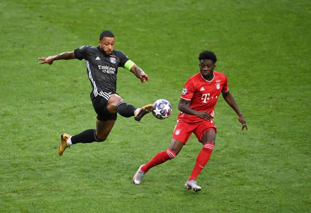 Lyon gục ngã trước Bayern, HLV Rudi Garcia tiếc nhất điều gì? - Ảnh 1.
