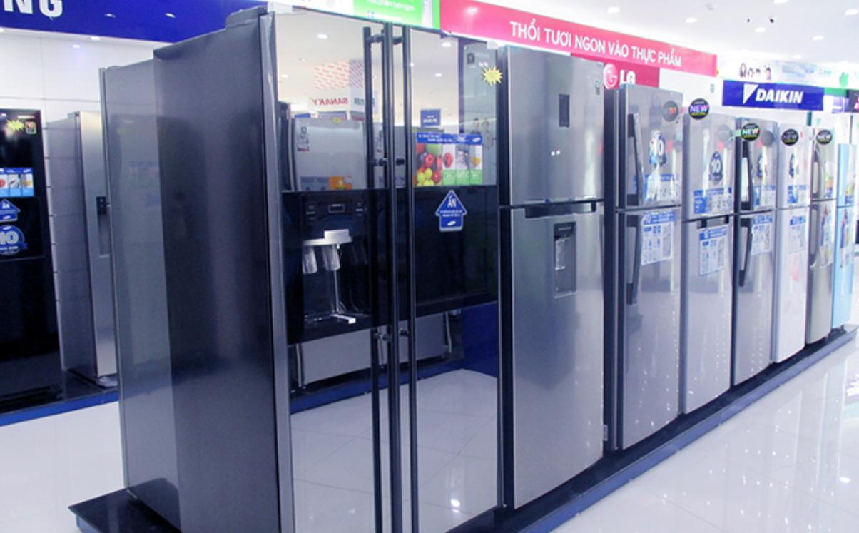 Tủ lạnh dung tích lớn giảm giá từ 17- 30%