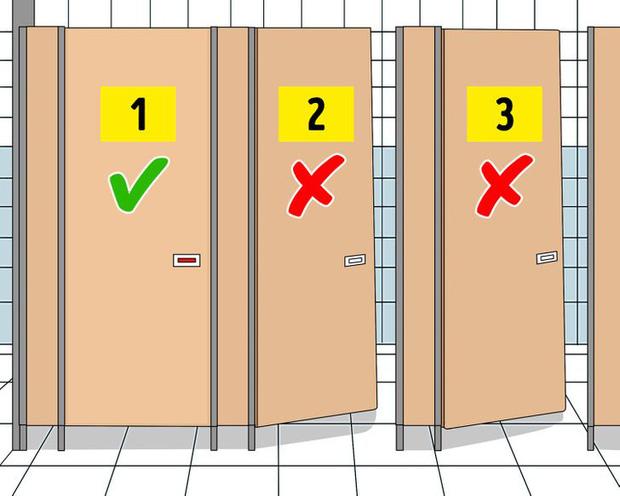 Làm sao để sử dụng toilet công cộng một cách an toàn? Đây là 8 điều cần phải ghi nhớ, nếu không muốn rước bệnh vào người - Ảnh 1.