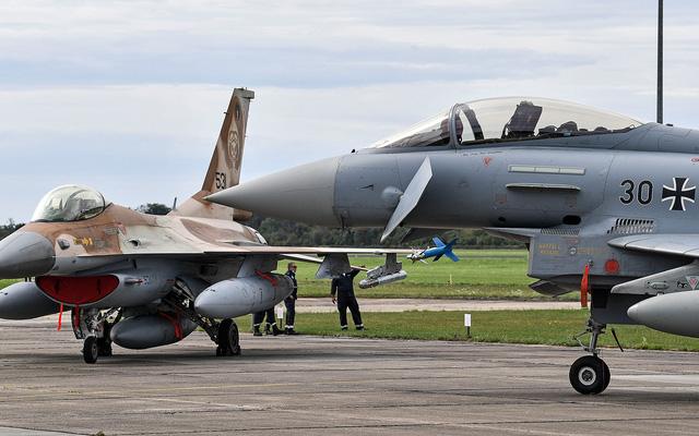 Máy bay quân sự Israel tới Đức tham gia diễn tập không quân chung - Ảnh 1.
