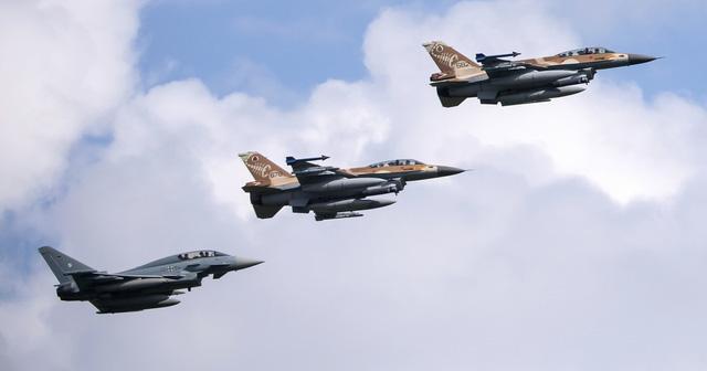 Máy bay quân sự Israel tới Đức tham gia diễn tập không quân chung - Ảnh 3.