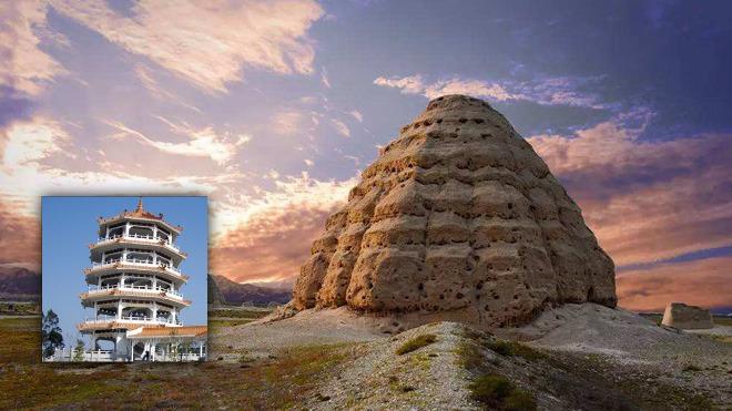 Bí ẩn lăng mộ gần 1000 năm còn nguyên vẹn: Cỏ không dám mọc, chim không dám đậu - Tại sao vậy? - Ảnh 2.