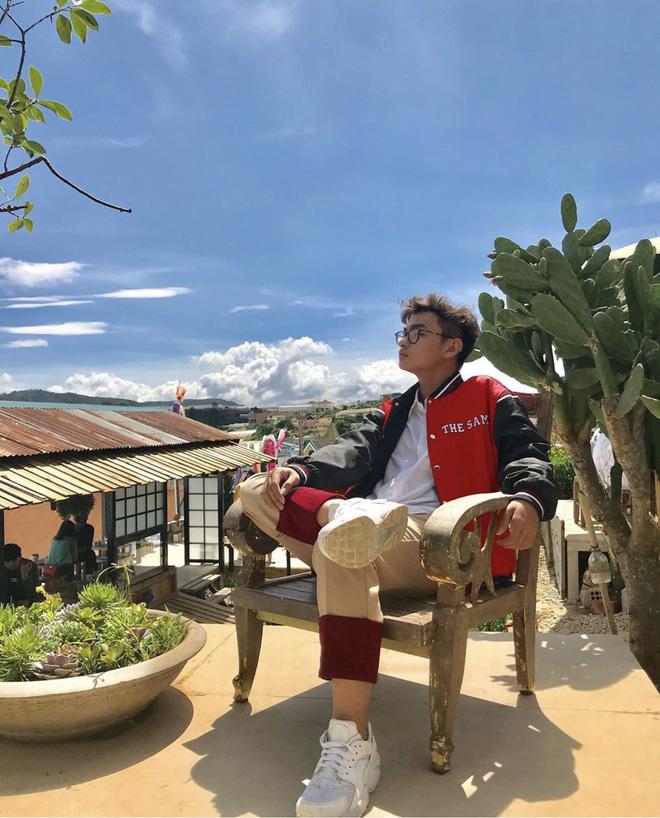Thêm một trai đẹp 2K3 gia nhập làng học giỏi: Xuất hiện nhiều trên show truyền hình, đại diện Việt Nam tham gia trại hè quốc tế - Ảnh 4.