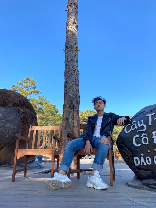 Thêm một trai đẹp 2K3 gia nhập làng học giỏi: Xuất hiện nhiều trên show truyền hình, đại diện Việt Nam tham gia trại hè quốc tế - Ảnh 7.